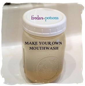 DIY Mouthwash Recipe